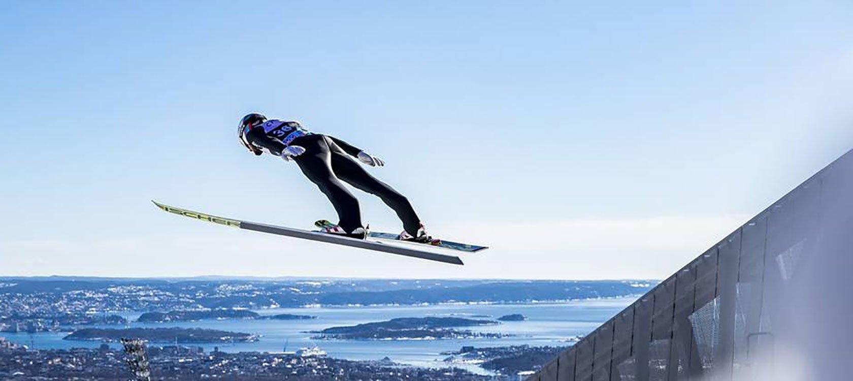 skispringen termine