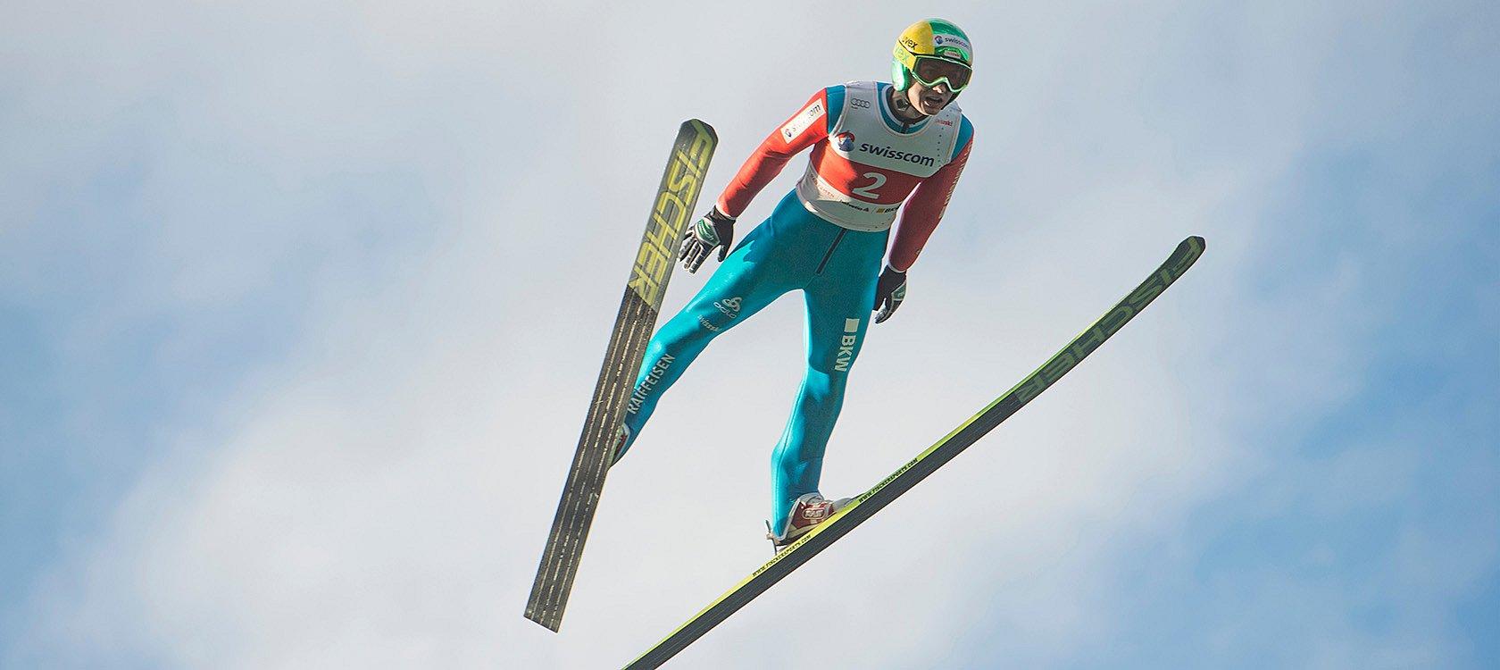 skispringen com