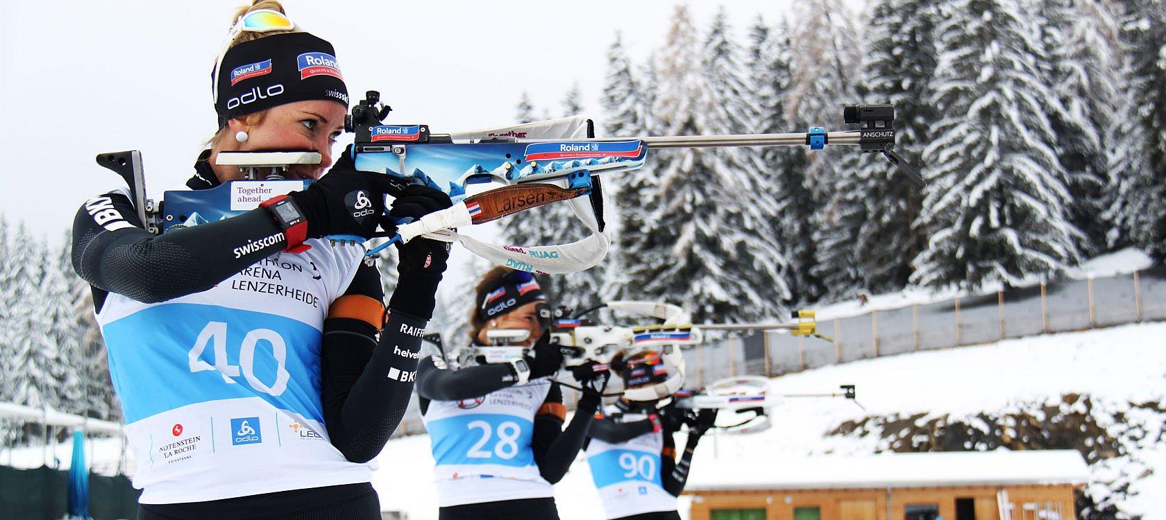 Biathlon Heute Uhrzeit