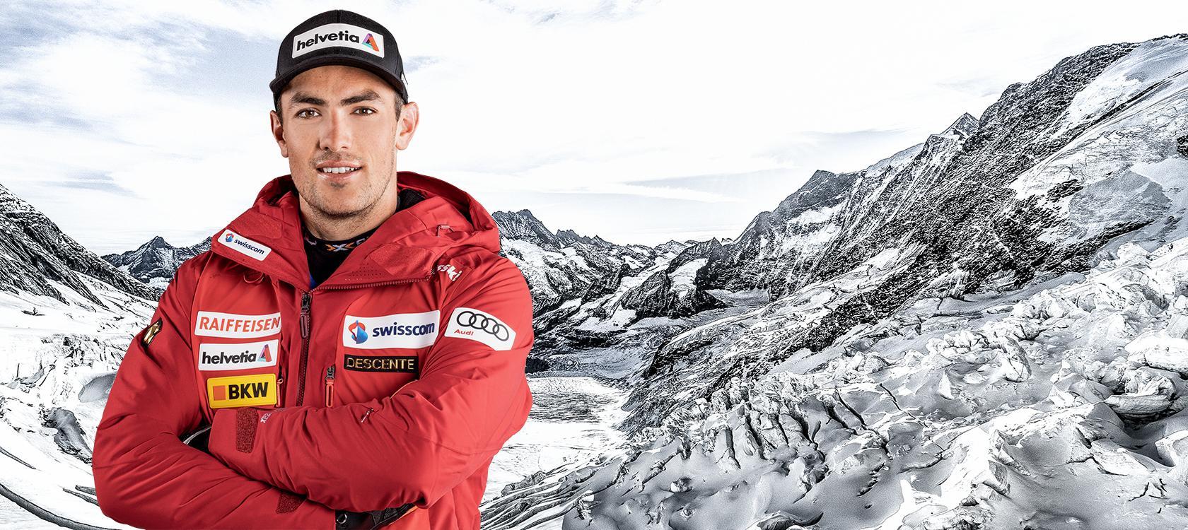 Daniel Yule Swiss Ski