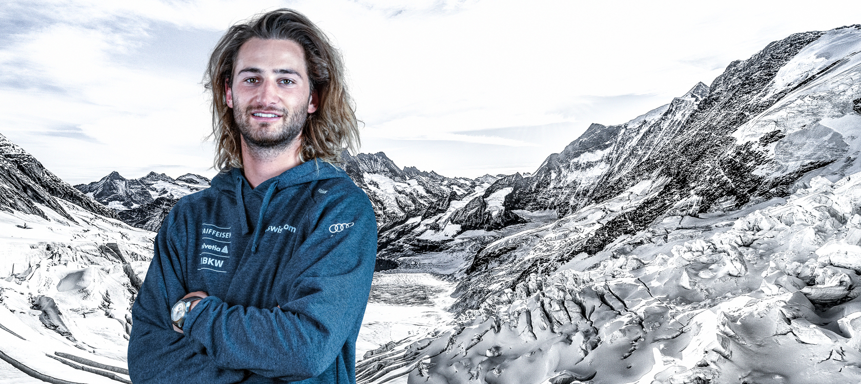 Pat Burgener Swiss Ski